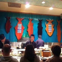 Photo taken at Sushi Nagao by Ross P. on 2/17/2012