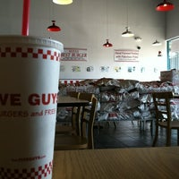 Photo taken at Five Guys by Arman A. on 6/21/2012