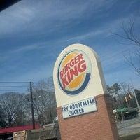 Photo taken at Burger King by Christina J. on 2/9/2012