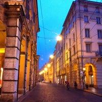 Photo taken at Via Emilia Centro by Eligio F. on 4/4/2012