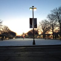 Photo taken at Memorial Hall by Chuck P. on 2/9/2012