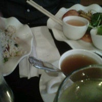 Photo taken at L'Annam Vietnamese Cuisine by Maria on 2/11/2012