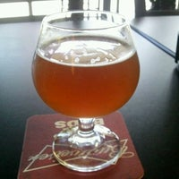 Photo taken at Third Base Brewing Company by Brian M. on 5/14/2012
