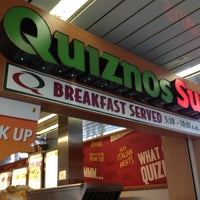 Quiznos Sandwich Restaurants - 6 tips from 228 visitors