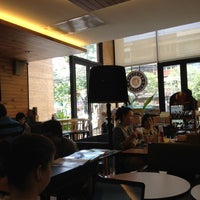 Photo taken at espresso gallery by Pakpoom N. on 7/21/2012