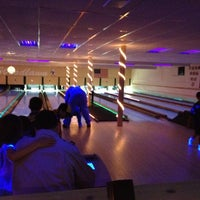 Photo taken at Woodlawn Duckpin by Jennifer H. on 5/16/2012