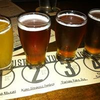 Photo taken at Karl Strauss Brewery & Restaurant by Jeffrey Y. on 8/3/2012