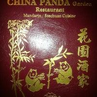 Photo taken at China Panda Garden by Samuel Karuk B. on 8/5/2012