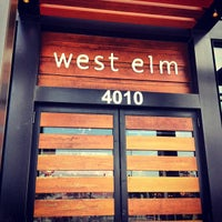 Photo taken at West Elm by Cathy S. on 4/12/2012