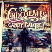 Photo taken at Big Top Candy Shop by Kris E. on 3/8/2012