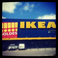 Photo taken at IKEA by Grégory J. on 7/17/2012