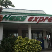 Photo taken at Hess Express by April S. on 5/14/2012