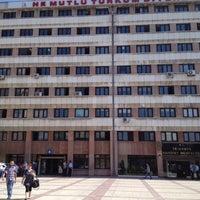 Photo taken at İstanbul Emniyet Müdürlüğü by 💫DNZ💫 S. on 6/4/2012