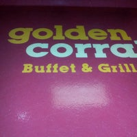 Photo taken at Golden Corral by Nicole B. on 7/29/2012