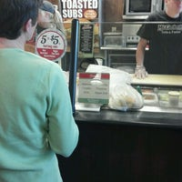 Photo taken at Goodcents Deli Fresh Subs by Ben F. on 6/15/2012