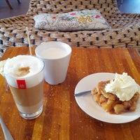 Photo taken at Coffee Corazon by joni h. on 7/26/2012
