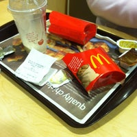 Photo taken at McDonald's by Madison C. on 2/16/2012
