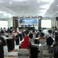 Photo taken at Guest House Universitas Brawijaya by feri f. on 4/19/2012