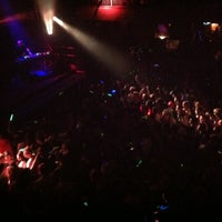 Photo taken at The Knitting Factory by Cody S. on 2/4/2012