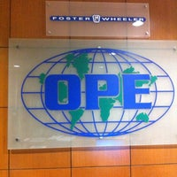 Photo taken at OPE (M) Sdn Bhd by Sazreen H. on 4/26/2012