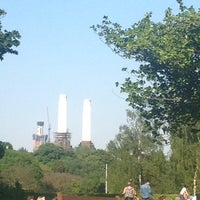 Photo taken at Battersea Park by Alan P. on 5/26/2012