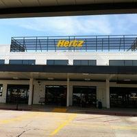 Photo taken at Hertz Rental Car by @RalphPaglia #. on 7/10/2012