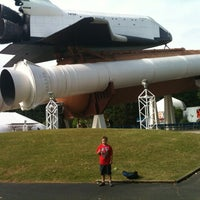 Photo taken at Space Camp by Velvet J. on 4/21/2012