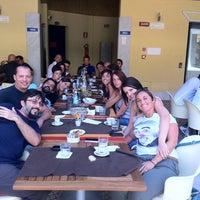 Photo taken at Plaza Café by Daia . on 8/10/2012