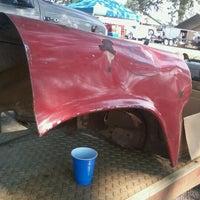 Photo taken at Ozark Empire Fairgrounds by Harrison S. on 8/17/2012
