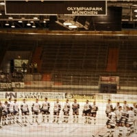 Photo taken at Olympia-Eisstadion by Mara on 8/26/2012