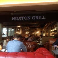 Photo taken at The Hoxton Shoreditch by Samantha M. on 7/19/2012