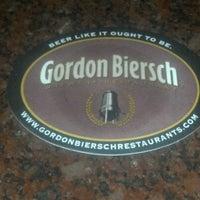 Photo taken at Gordon Biersch Brewery Restaurant by nicky g. on 7/10/2012
