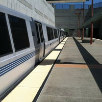 Photo taken at North Concord/Martinez BART Station by Michelle R. on 5/5/2012