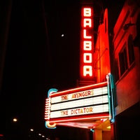 Photo taken at Balboa Theatre by Joshua R. on 5/26/2012