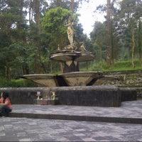 Photo taken at Candi Cetho by dhanang b. on 6/30/2012