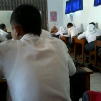 Photo taken at SMAN 1 Cicalengka by M P. on 9/4/2012