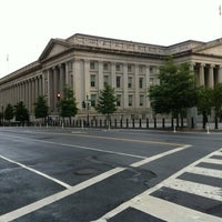 Photo taken at US Department of the Treasury by Shawn B. on 7/15/2012