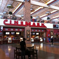 Photo taken at Cinemark by Anthony F. on 3/26/2012