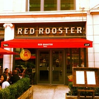 Photo taken at Red Rooster by Tarah F. on 9/3/2012