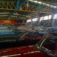 Photo taken at Museo del Automóvil by Javier A. on 7/22/2012