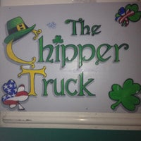 Photo taken at The Chipper Truck by Michelle on 7/14/2012