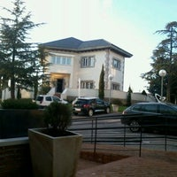 Photo taken at Hotel Torrelodones by Joan Stephanie C. on 3/29/2012