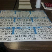 Photo taken at Delta Bingo by Bianca d. on 7/1/2012