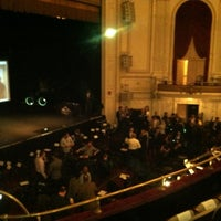 Photo taken at Wilbur Theatre by Fred C. on 5/3/2012