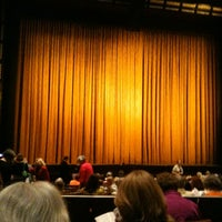 Photo taken at John F. Kennedy Center Eisenhower Theatre by Rocio del Mar P. on 4/15/2012