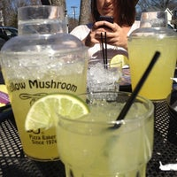 Photo taken at Mellow Mushroom by Cat on 2/15/2012