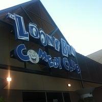 Photo taken at Loony Bin Comedy Club by Cynthia N. on 4/19/2012