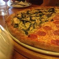 Photo taken at Brick Oven New York Pizzeria by Erika K. on 5/25/2013