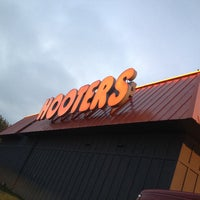 Photo taken at Hooters by Megan M. on 4/17/2013
