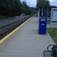 Photo taken at Metro North / NJT - Sloatsburg Station (MBPJ) by Patrick D. on 7/25/2013
